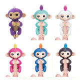 Электронная обезьяна младенца обезьяны перста любимчика 2017 для рождества