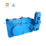 Reductor de velocidad de la precisión de la caja de engranajes de la serie de la Hb de la fabricación de China helicoidal