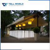 Роскошный ночной клуб бар, светодиодной панели верхней части счетчика площади