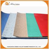 EPDM tachette les couvre-tapis parquetants en caoutchouc en caoutchouc de Rolls de forme physique de gymnastique