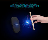 iPhone x iPhone 8 Samsung S8를 위한 Qi Wireless Charging Pad Fast Wireless Charger