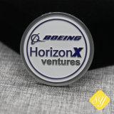 Kundenspezifische beste Qualitätsandenken-Laufkatze-förderndes Hersteller-Ordnungs-Münzen-Kippen