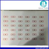 カードを作るための0.3mm 0.45mm 0.5mm 0.6mm Lf/Hf/UHF RFIDの象眼細工のPrelamシートPVCシート