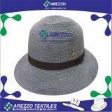 女性のバケツのペーパー麦わら帽子(AZ011B)