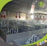 Het Werpen van het Varken van de Hete ONDERDOMPELING van de Apparatuur van het Landbouwbedrijf van de varkensfokkerij Gegalvaniseerde Kratten