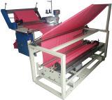 Estructura plegable de borde automático máquina de coser