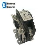 Contactor eléctrico definido de poste 30A 24V del contactor 1.5 de la CA del propósito para los motores eléctricos