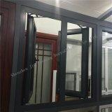 Горячий Casement Windows алюминиевого окна качания сбывания с конкурентоспособной ценой
