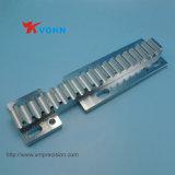 주문을 받아서 만들어진 정밀도 CNC 기계로 가공 알루미늄
