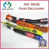 Qualität gesponnene GewebeWristbands (KSD-980)