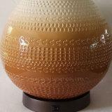 Lampada chiara di ceramica classica della Tabella della lampada di lettura del lato del letto per il Guestroom