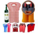 De promotie Zak van het Ijs van de Fles van de Wijn met Uw Embleem van het Merk