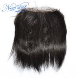 最もよい品質の卸売のインドのまっすぐなバージンの人間の毛髪360のFrontal