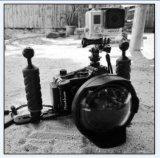 水晶コーニング水中カメラのためのハイパー半球のドーム