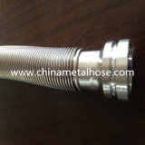 Manguito grande del metal flexible del acero inoxidable del diámetro de la venta caliente