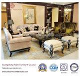 Мебель гостиницы звезды при роскошная живущий установленная мебель комнаты (HL-2-5)