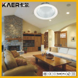 9W energiesparender PFEILER LED vertieft hinunter Licht