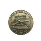 La conception personnalisée Or Antique silver métal souvenirs Défi Coin