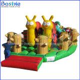 2017 jogos infláveis de salto do campo de jogos do castelo da venda superior