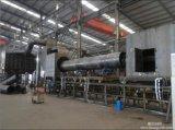 Haute efficacité de nettoyage automatique de la bille de tuyaux en acier à l'intérieur et de mur extérieur de la machine