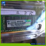 HP 16GB (1X16GB)臭いX4 DDR4-2133 CAS-15-15-15のレジスタ記憶装置キットのための726719-B21は二倍になる