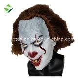 Máscara Pennywise del látex de Cosplay del traje de Cosplay del payaso del precio de fábrica