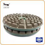Discos de polimento de resina para o reforço da placa de polimento de diamantes em granito indiano.