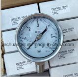 Tester di misurazione di pressione dell'acciaio inossidabile