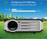 Yi-817 LEIDENE Androïde Projector 3200 van TV van het Slimme van de Projector WiFi VideoLumen Theater Beamer van het Huis HDMI USB Volledige HD 1080P Projetor