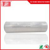 Película elevada da mão da película do envoltório da película de estiramento da transparência LLDPE de Shuangyuan 4cm-100cm