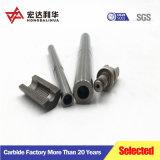 De Boorstaven van het Carbide van het wolfram en de Stelen van de Uitbreiding van het Carbide