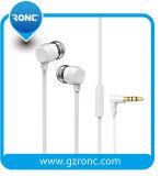 Fone de ouvido intra-auriculares Auriculares estéreo Telemóveis auriculares