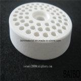 Custom ZRO2 pieza de cerámica aislante