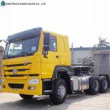 De HoofdVrachtwagen van de Tractor van de Speculant 336/371/420HP van Sinotruk HOWO 6X4 10