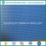 Tessuto antistatico del poliestere della Cina per il panno di fabbricazione di carta