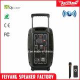 Altoparlante senza fili portatile F23 della batteria del carrello di Bluetooth