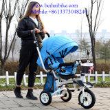 Triciclo 4 de los cabritos en 1 triciclo de múltiples funciones del bebé para la venta