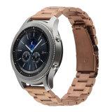 Bracelete de aço inoxidável de alta qualidade Assista a alça para engrenagem Samsung S3