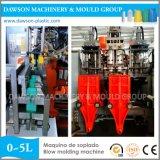 3L 5L HDPE PP 병 밀어남 중공 성형 기계
