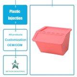 주문을 받아서 만들어진 가구 약품 사용 저장 상자 플라스틱 사출 성형