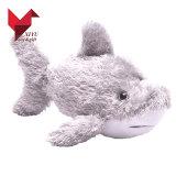 Brinquedo feito sob encomenda enchido do luxuoso dos golfinhos