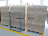 自然なブラウンか灰色木または卸売のために&Tile Serpegainteの大理石の平板