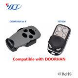 La llave de coche inalámbrico RF de frecuencia ajustable Control Remoto de 315/433/330/470/318 MHz