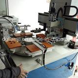 회전하는 테이블 및 UV 건조를 가진 기계를 인쇄하는 자동적인 스크린