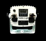 Luz ao ar livre impermeável do estágio de Parcan da lavagem do diodo emissor de luz RGBW de Vello (terra Radar18 do diodo emissor de luz)