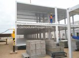 El bajo costo prefabricado fácil instala la casa modular