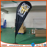 Outdoor Flying Teardrop Banner Stand
