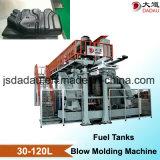 Machine en plastique automatique de soufflage de corps creux pour des réservoirs de carburant de 6 couches