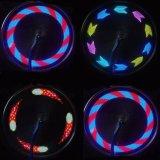 14 Muster LED-30, die Fahrrad-Fahrrad-Rad-Signal-Speiche-Licht komprimieren