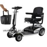 De Goedkope Elektrische Vierwielige Elektrische Autoped van uitstekende kwaliteit van de Mobiliteit voor Bejaarden